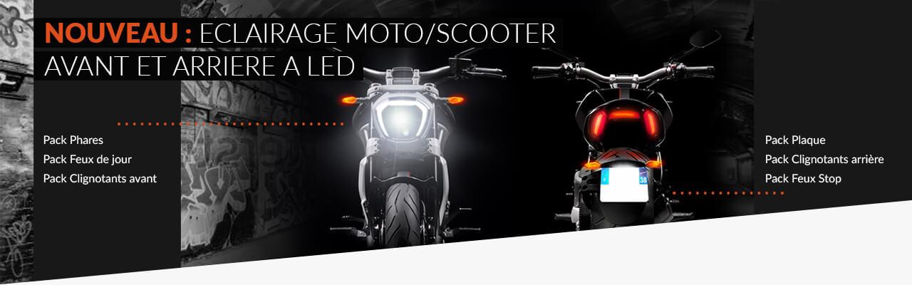 Feu stop led clair clignotant intégré Ducati ss supersport sie 900 1000 750