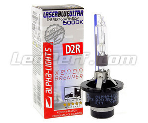lamp Xenon D2R Alpha Lights 6000K Laser Blue Ultra