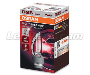 lamp Xenon D2S Osram Xenarc Night Breaker 4350K - 66240XNB