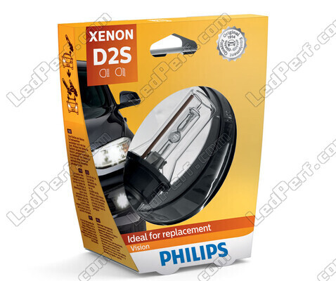 lamp Xenon D2S Philips Vision 4400K