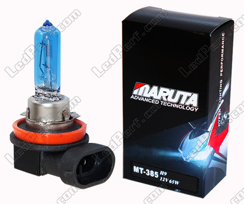 lamp Motor Scooter en Quad H9 MTEC Maruta Super White