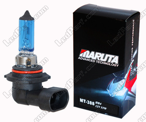 lamp Motor Scooter en Quad HB4 55W MTEC Maruta Super White