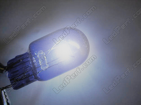 lamp T20 W21W Halogene Blue vision Xenon-effect led