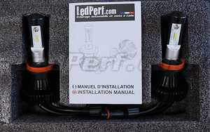 Led ledset H16 Tuning