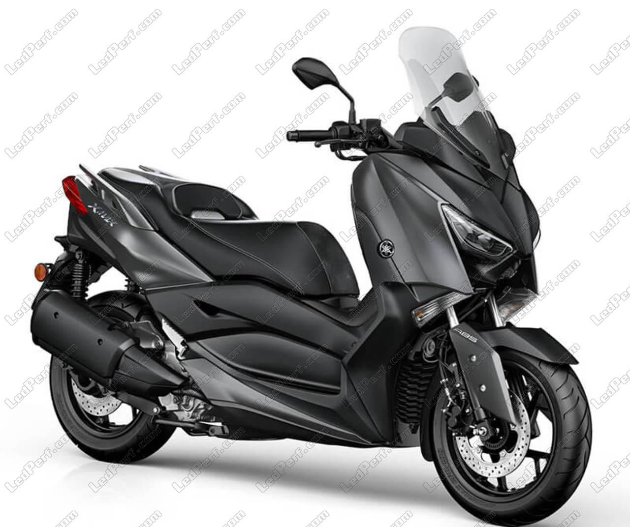 Motorfreaks - Test: Yamaha X-MAX 300 - Beste X-MAX ooit?