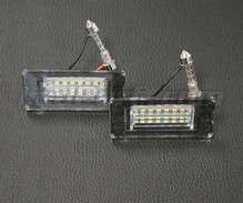 Set met 2 ledmodules nummerplaat achter MINI (type 2)