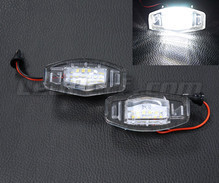 Set met LED-modules voor nummerplaatverlichting achter van Honda Accord 7G