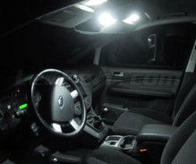 Set luxe full leds voor interieur (zuiver wit) voor Ford C-MAX fase 2