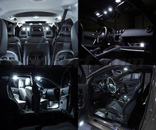 Set voor interieur luxe full leds (zuiver wit) voor Ford Transit Connect
