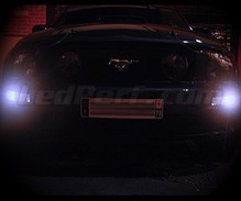 Pack veilleuses à led (blanc xenon) pour Ford Mustang