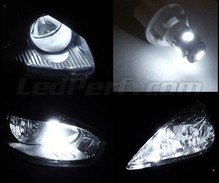 Set stadslichten met leds (wit Xenon) voor Ford Transit Connect II
