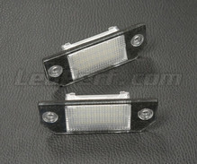 Set met 2 ledmodules nummerplaat achter Ford (type 2)