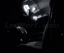 Pack intérieur luxe full leds (blanc pur) pour Renault Scenic 1