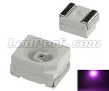 Led cms TL -Violet / UV - 100mcd