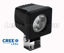 Extra CREE Vierkant 10 W led-koplamp voor Motor - Scooter - Quad