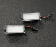 Pack de 2 modules led plaque immatriculation arrière FORD (type 1)