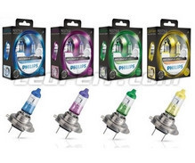 Pack de 2 Ampoules H7 Philips ColorVision