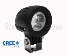 Extra CREE Rond 10 W led-koplamp voor Motor - Scooter - Quad