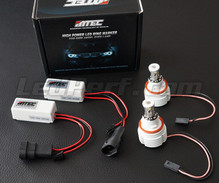 Ledset angel eyes Type H8 (MTEC V3.0) voor BMW E60/E61/E63/E64 LCI