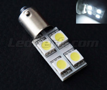 Led H6W - Fitting BAX9S - Wit Rotation