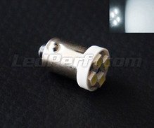 Led T4W - Fitting BA9S - Wit - Efficacity