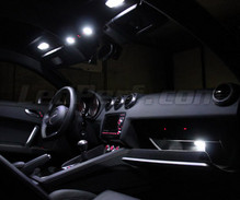 Pack intérieur luxe full leds (blanc pur) pour Mazda CX-7