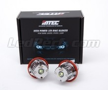 Set angel eyes met leds type 1 voor BMW E87 E60 E39 E63 E64 E65 E66 E53 - MTEC V3.0