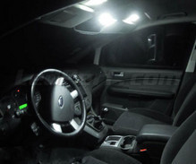 Set luxe full leds voor interieur (zuiver wit) voor Ford C-MAX fase 1