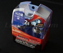 Set met 2 HIR1 (9011) lampen MTEC Super White - zuiver Wit