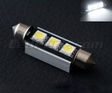 Soffittenlamp LED 42 mm LIFE - wit - Resistor boordcomputer - C10W
