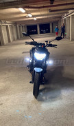 Led YAMAHA MT-07 2020 Tech black  Tuning