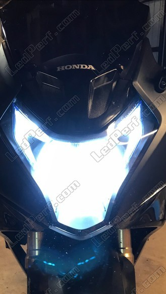 Led HONDA CBR 600 F 2012 abs Tuning