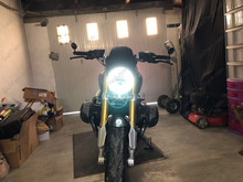 Led BMW MOTORRAD R Nine T 2016 Pure Tuning