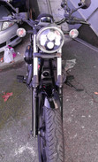 Led YAMAHA XV 950 2014 Bolt noir Tuning